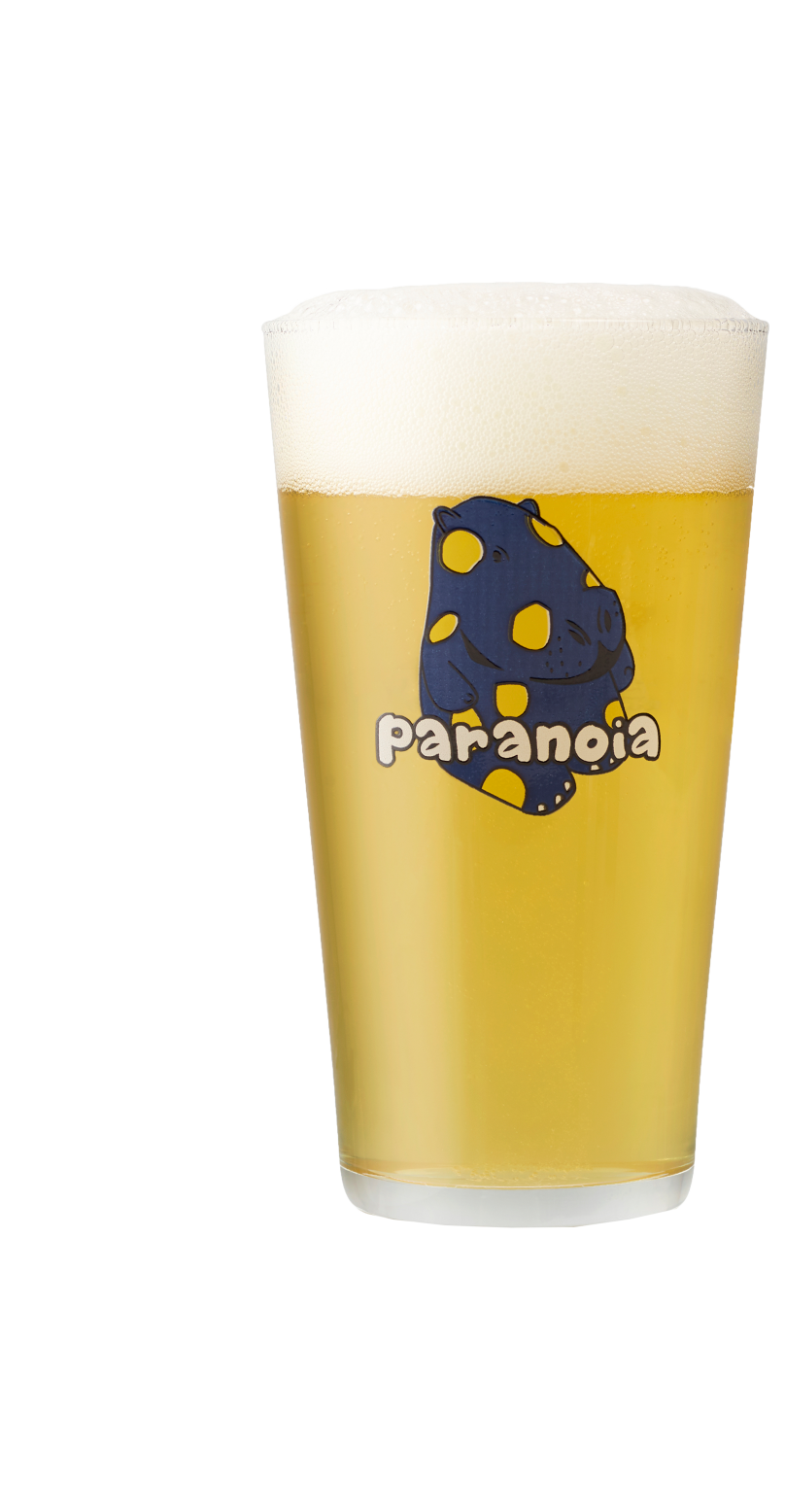 Paranoia Beer