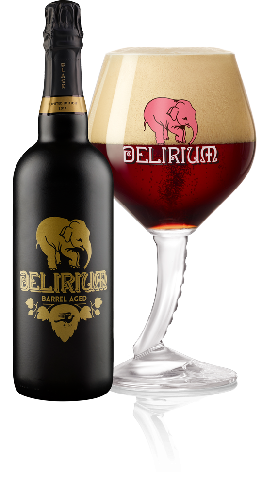 DELIRIUM BLACK BARREL AGED